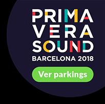 parking primavera sound 2018