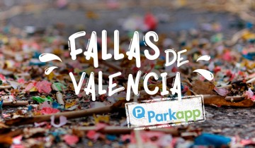 Parkapp aparca contigo en Fallas 2015