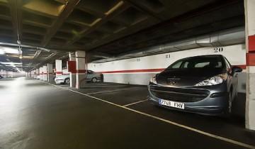 parking gijón