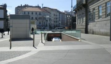 parking pontevedra