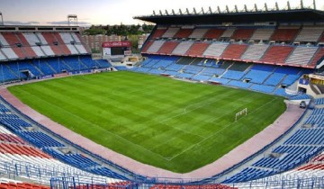 Vicente Calderón Madrid