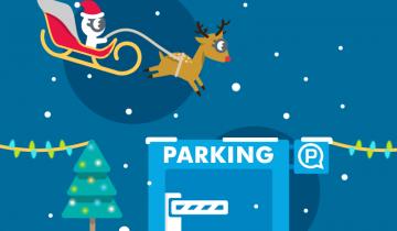 Ofertas Navidad Parkapp