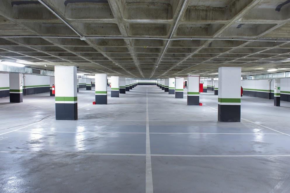 Parking Daoíz y Velarde-Instalaciones
