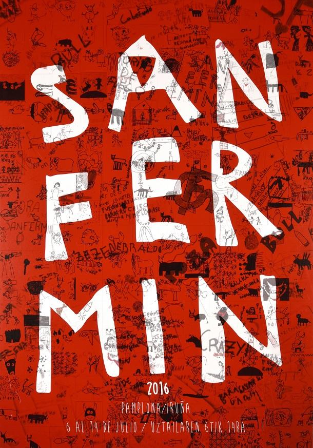 Sanfermines Pamplona 2016