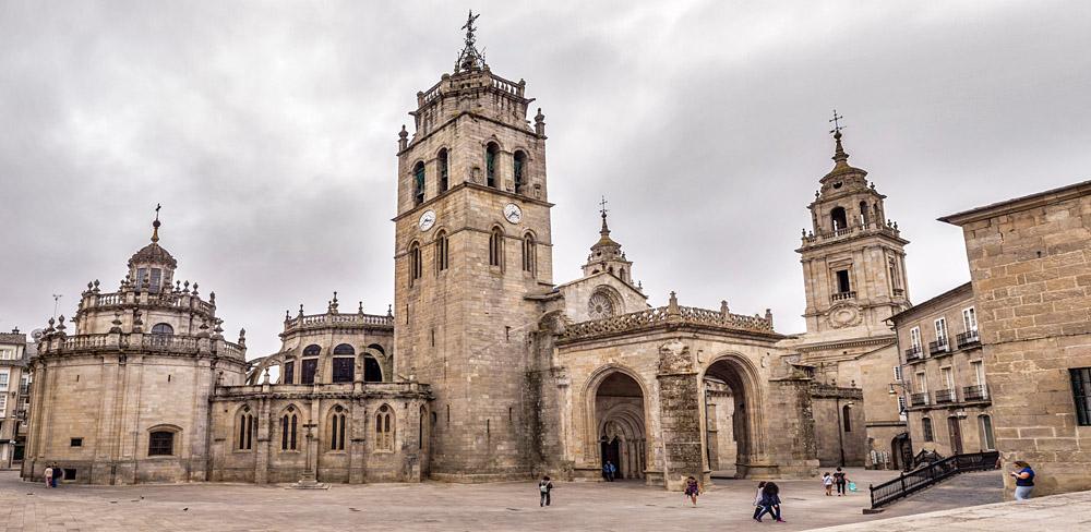 Que ver en Lugo. Catedral de Lugo.