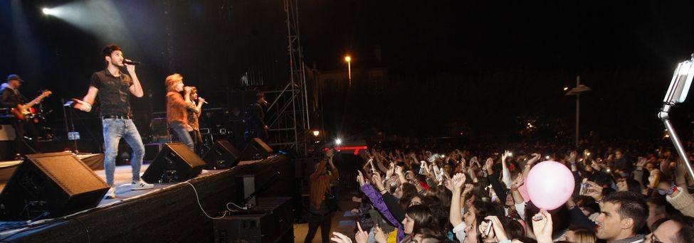 Conciertos en Lugo. Concierto San Froilán