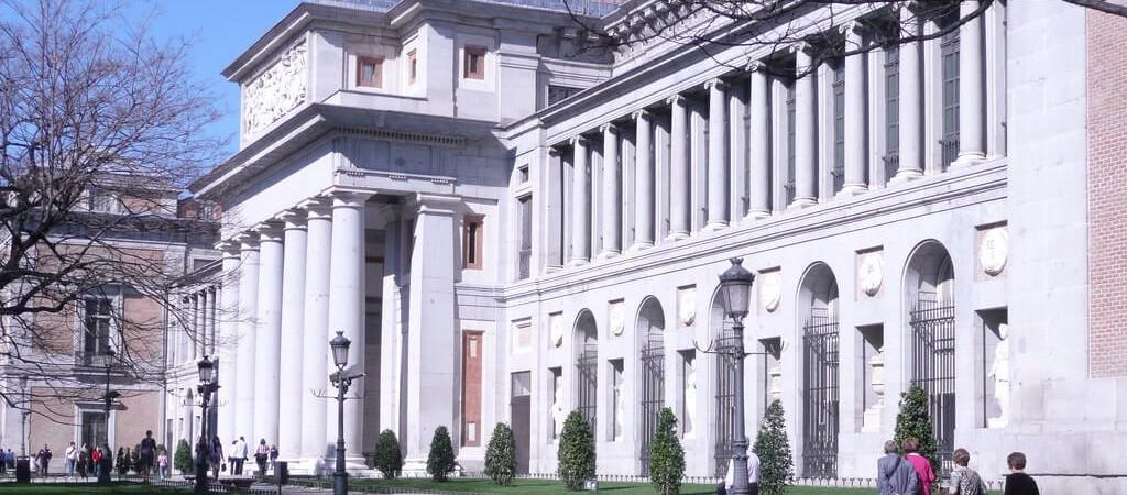Parking museo del Prado